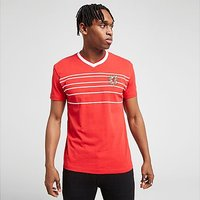 Official Team Wales Home 1984 Shirt - Red - Mens