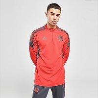 adidas CR Flamengo Training Top - Red - Mens