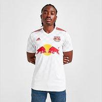 adidas New York Red Bulls 2021/22 Home Shirt - White - Mens