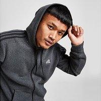 adidas Energize Full Zip Hoodie - Grey - Mens