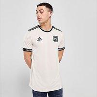 adidas Los Angeles FC 2021/22 Away Shirt - White - Mens
