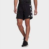 adidas Own The Run Celebration Shorts - Black  - Mens