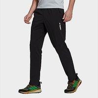 adidas Terrex Liteflex Pants - Black  - Mens