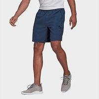 adidas AEROREADY Designed 2 Move Woven Sport Shorts - Crew Navy - Mens
