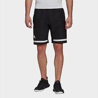 adidas Tennis Club Shorts - Black  - Mens