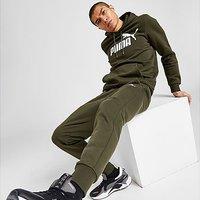 Puma Core Fleece Joggers - Green - Mens