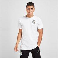 Puma Manchester City Madchester Graphic T-Shirt - White - Mens