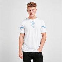 Puma Manchester City FC Pre Match Shirt - White - Mens