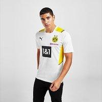Puma Borussia Dortmund FC Training Top - White - Mens