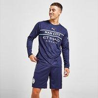 Puma Manchester City FC 2021/22 Third Shorts - Navy - Mens