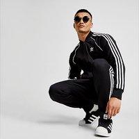 adidas Originals SS Track Top - Black - Mens