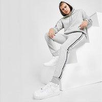 adidas Originals Tri-Tone 3-Stripes Fleece Joggers - Grey - Mens