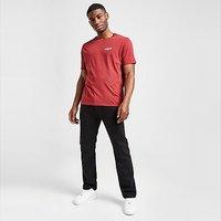 Levis 501 Straight Jeans - Black - Mens