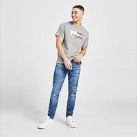 Levis 519 Skinny Jeans - Blue - Mens