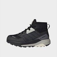 adidas Terrex Trailmaker Mid RAIN.RDY Hiking Shoes - Core Black