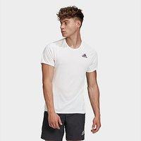 adidas Runner T-Shirt - White  - Mens
