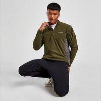 Columbia Klamath 1/4 Zip Fleece - Green - Mens