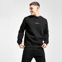 Marshall Artist Siren Crew Sweatshirt - Black - Mens