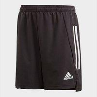 adidas Fulham FC 2021/22 Home Shorts Junior - Black