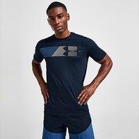 Under Armour Fast Cotton T-Shirt - Blue - Mens