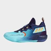 adidas Dame 7 EXTPLY Shoes - Dark Blue