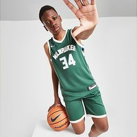 Nike NBA Milwaukee Bucks Jersey Junior - Green - Kids