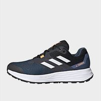 adidas Terrex Two Flow Trail Running Shoes - Crew Navy