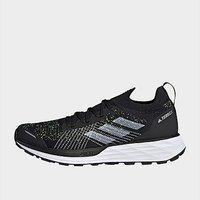 adidas Terrex Two Primeblue Trail Running Shoes - Core Black