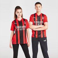 Puma AC Milan 2021 Home Shirt Junior - Red - Kids