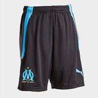 Puma Olympique Marseille FC Training Shorts Junior - Black - Kids