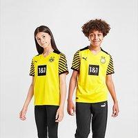 Puma Borussia Dortmund 2021/22 Home Shirt Junior - Yellow - Kids