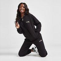 Ellesse Oversize High Waisted Joggers - Black - Womens