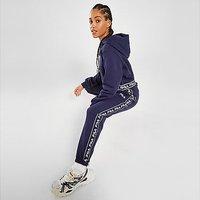 Fila Jaquard Fleece Joggers - Navy - Womens