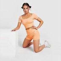GUESS Seamless Shorts - Orange