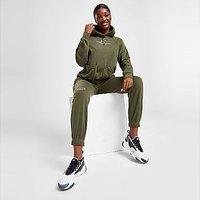 Nike Swoosh Utility Joggers - Cargo Khaki - Womens