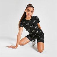 Puma Repeat Cycle Shorts - Black - Womens