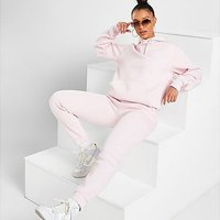 Nicce Logo Fleece Joggers - Pink - Womens