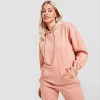 Sustainable Essentials Essential Overhead Hoodie - Pink - Womens