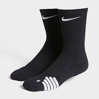Nike Elite Crew Basketball Socks - Black - Mens