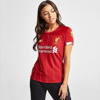 New Balance Liverpool FC 2019 Home Shirt Women's - Red