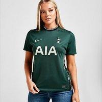 Nike Tottenham Hotspur FC 2020/21 Away Shirt Women's - Pro Green