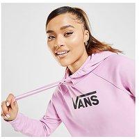 Vans Flying V Boxy Hoodie - Pink - Womens