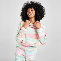 adidas Originals Cropped Hoodie - Multicolor - Womens