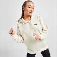 adidas Originals R.Y.V Oversized Hoodie - Off White - Womens