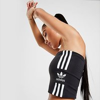 adidas Lock Up Bandeau - Black  - Womens