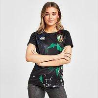 Canterbury British & Irish Lions Graphic T-Shirt Women's - Black