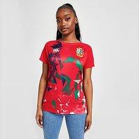 Canterbury British & Irish Lions 2021 Graphic T-Shirt Women's - Red