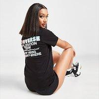 Converse Explore T-Shirt - Black - Womens