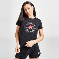 Converse Chuck Taylor T-Shirt - Black - Womens