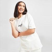 Fila x Coca-Cola Logo Oversized T-Shirt - White - Womens
